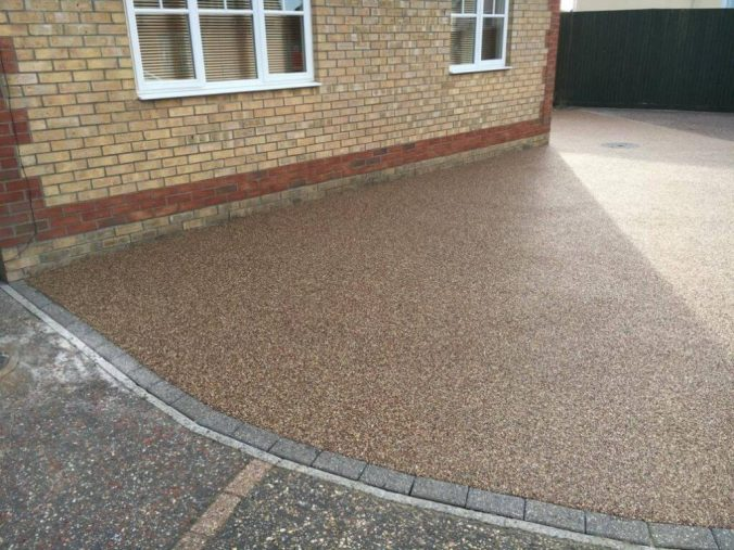 resin bound surfaces